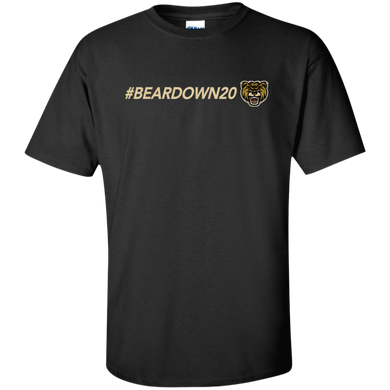 #Beardown20 Tall Ultra Cotton T-Shirt