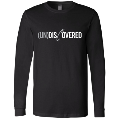 (un)disC2overed AUTO Logo Men's Jersey LS T-Shirt