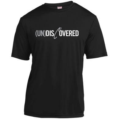 (un)disC2overed AUTO Logo Youth Moisture-Wicking T-Shirt