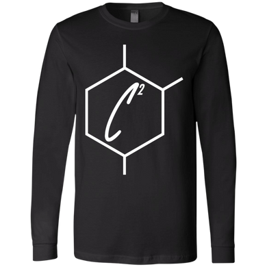 (un)disC2overed HEXA Logo Men's Jersey LS T-Shirt