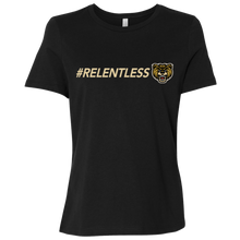 Load image into Gallery viewer, #Relentless Ladies' Relaxed Jersey Short-Sleeve T-Shirt