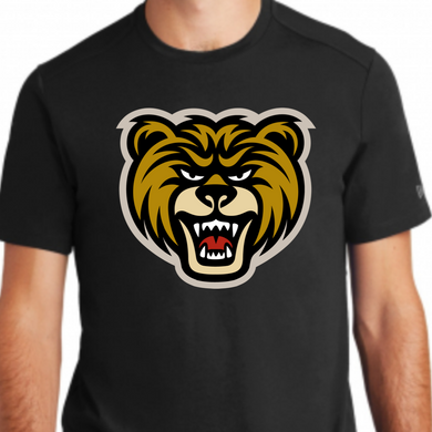 New Era MV Bear Mens Tee