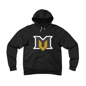 Ladies MV Sponge Fleece Pullover Hoodie