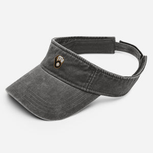 Fall20 MVAA Logo Denim visor