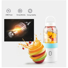 Load image into Gallery viewer, USB 550ml Portable Blender/Juicer/Mixer