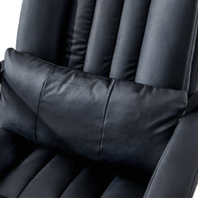 Load image into Gallery viewer, High Quality Black Leather Office Chair