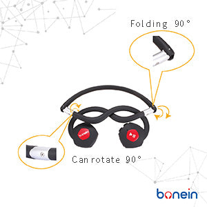 Bonein Open Ear Wireless Bone Conduction Headphones