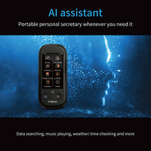 Load image into Gallery viewer, Coral Vision UN3 Portable WIFI  AI 109 Language Translator