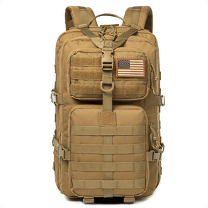 J.CARP Large 3 Day Military Tactical Backpack