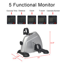 Load image into Gallery viewer, Exercise Bike Pedal Exerciser w/ Digital Monitor -- OUT OF STOCK