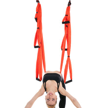 Load image into Gallery viewer, Yoga Aerial Swing Hammock