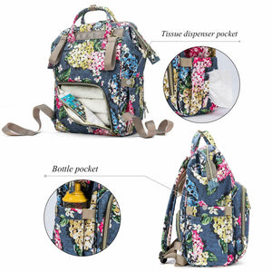 Multi-Function Large Size Mummy Baby Diaper Bag