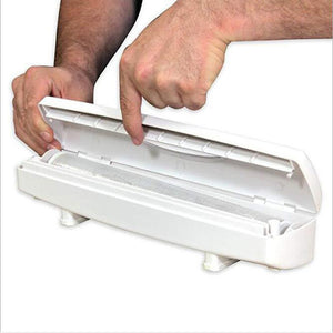 Plastic Wrap Cutter Dispenser