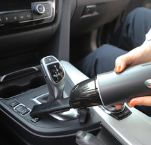 Load image into Gallery viewer, Portable Car Vacuum Cleaner: High Power Corded Handheld Vacuum