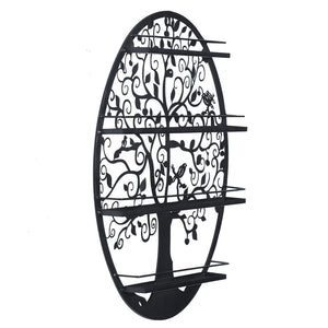Essential Oils Nail Polish Organizer Display Holder w/ Tree Silhouette - OUT OF STOCK