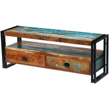 Load image into Gallery viewer, TV Cabinet Solid Reclaimed Wood