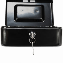 Load image into Gallery viewer, Fire Proof Stainless Steel mini Safe Box