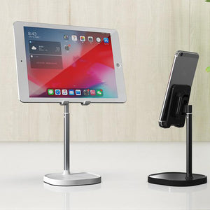 Angle Height Adjustable Ipad Cell Phone Holder Stand