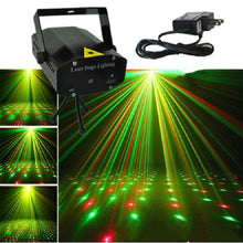 Load image into Gallery viewer, Mini LED R & G Stage Laser Star Projector Disco Lighting