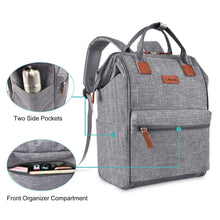 Load image into Gallery viewer, LOKASS Multi-Function USB -Charging Laptop Backpack