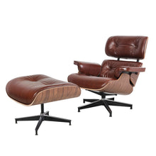 Load image into Gallery viewer, Modern Design Eames Leather Chair