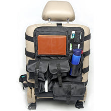 Load image into Gallery viewer, Multi-Compartments Back Seat Storage Organizer