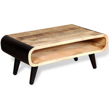 "Load image into Gallery viewer, Coffee Table Rough Mango Wood 35.4""x21.7""x15.4"""