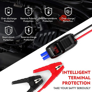 DBPOWER 2500A 21800mAh Portable Car Jump Starter