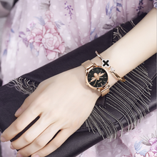 Load image into Gallery viewer, Braided Steel Bee Belt Women Watch