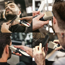 Load image into Gallery viewer, Pro  Cordless Electric Men Hair Clipper