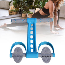 Load image into Gallery viewer, Silicone Yoga Tension Band Fitness Leg Shank Pulling Pedal Exercise Equipment