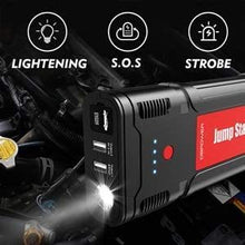 Load image into Gallery viewer, DBPOWER 2500A 21800mAh Portable Car Jump Starter