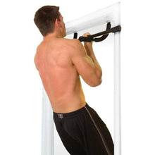 Load image into Gallery viewer, Total Upper Body Pull Up Workout Strength High Bar