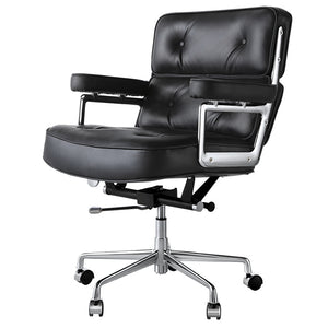 TENGYE European Style Office Swivel Chair(Black) - OUT OF STOCK