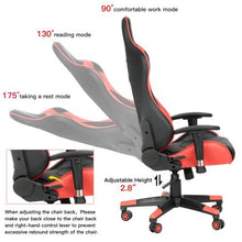 Load image into Gallery viewer, Executive Ergonomic Fashionable Adjustable Computer Chair