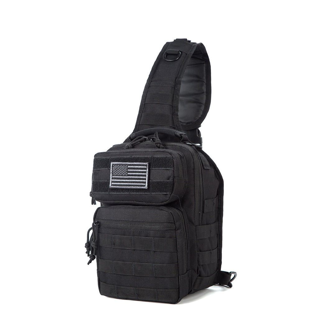 J.CARP Military Tactical Sling Rover Shoulder Backpack