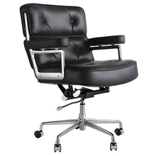 Load image into Gallery viewer, TENGYE European Style Office Swivel Chair(Black) - OUT OF STOCK