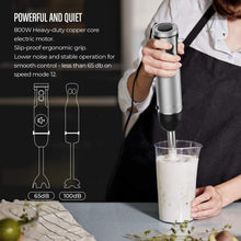 Load image into Gallery viewer, KOIOS 800W 4-in-1 Multifunctional Hand Immersion Blender