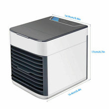 Load image into Gallery viewer, USB Desktop Evaporative Air Conditioner/Humidifier