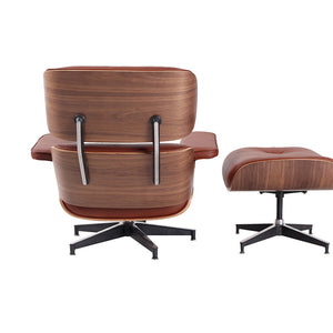 Classic Eames Leather lounge chair - OUT OF STOCK