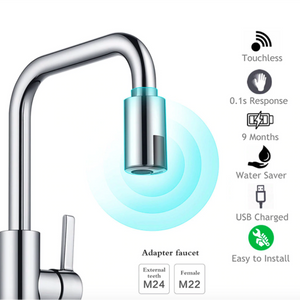 Smart Non-Contact Adapter Faucet Water Saving Sensor