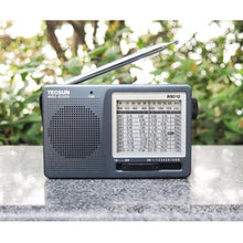 Load image into Gallery viewer, FM/AM/SW 12 Bands Portable High Sensitivity Radio