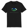 T-Shirt Marty Blind DJ Rétro