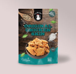 Original Chicken Skin (80g)