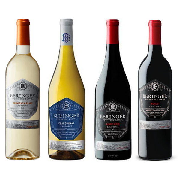 Brilliant Beringer Bundle - Mixed Case (4)