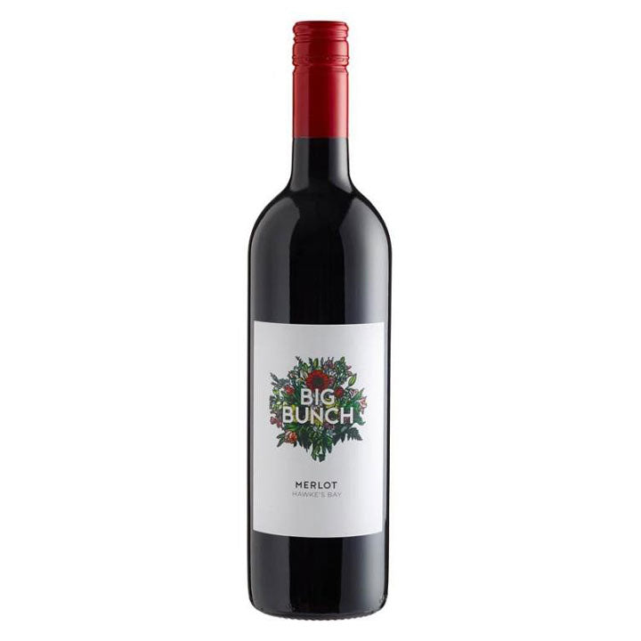Big Bunch Merlot 2014 75cl