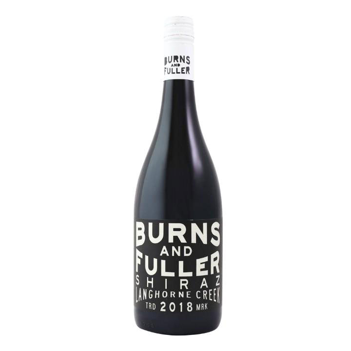 Burns and Fuller Shiraz 2017 75cl