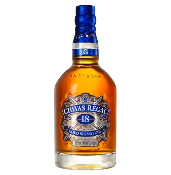 Chivas Regal 18 Years Scotch Whisky 70cl 40%