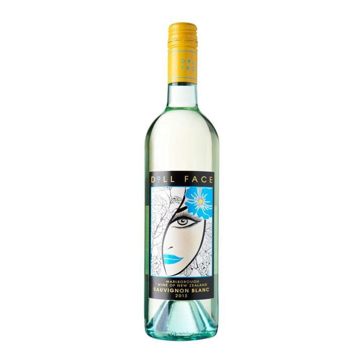 Doll Face Marlborough Sauvignon Blanc 75cl
