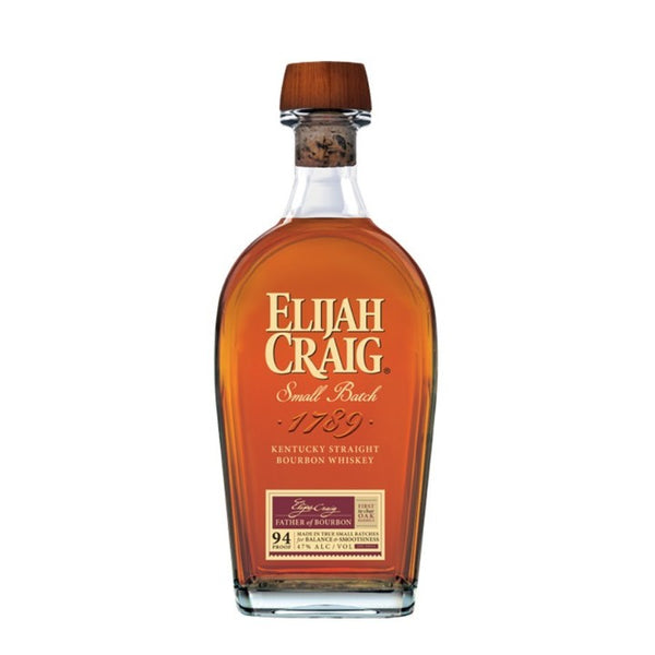 Elijah Craig Small Batch Bourbon 75cl 46%